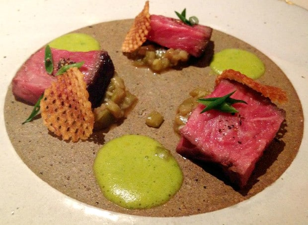 Okinawan food meets french food ryukyu nouvelle cuisine we blog the world for Nouvelle cuisine