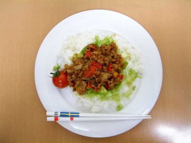 taco rice