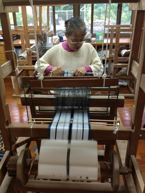 taketomi weaving