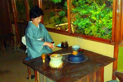 The Beauty Of Tradition: Experiencing A Japanese Tea Ceremony In Tokyo