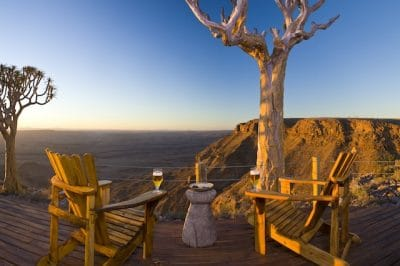 Scenic Safari: 5 Luxury Accommodations With A View In Africa