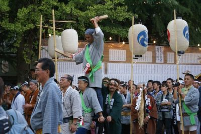 Cultural Immersion: Becoming A Mikoshi Bearer In Japan