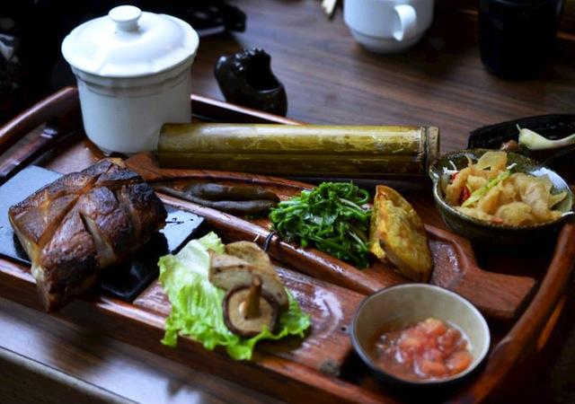 taiwan aboriginal meal