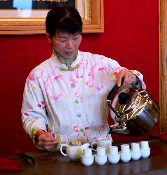 tea cermony