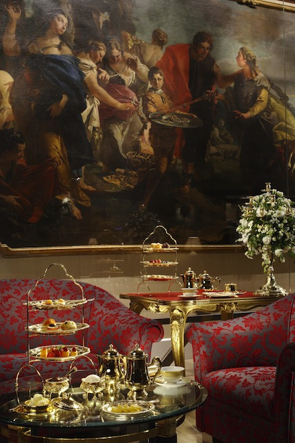 Tea with Tiepolo