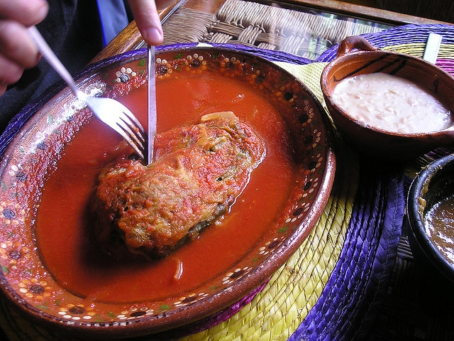 #FoodPorn: Chile Rellenos In New Mexico
