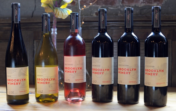 Brooklyn Winery Wines