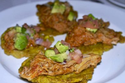 #FoodPorn: Delicious Tostones Jibaros In Puerto Rico