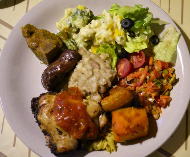 #FoodPorn: A Traditional Township Meal In Johannesburg, South Africa