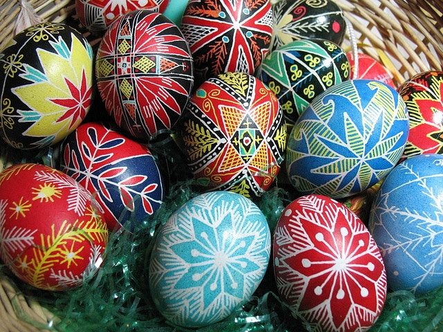 Ukrainian Traditions: What Is Pysanky?