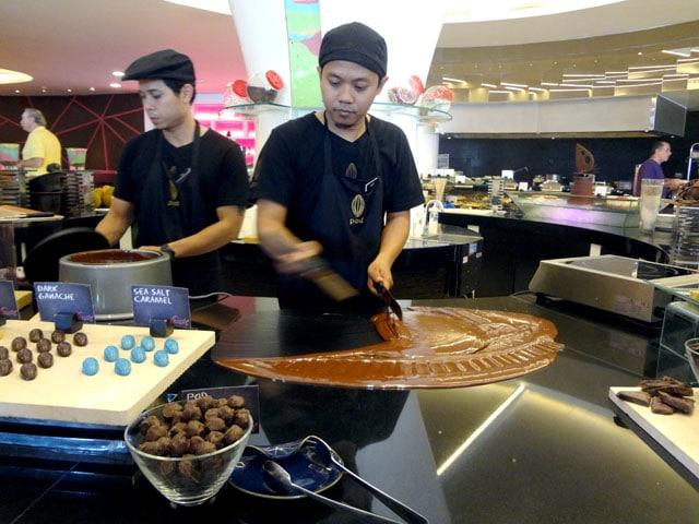 Sheraton Bali Kuta - Pod Chocolate