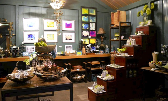 Hamakua Mushroom gift shop