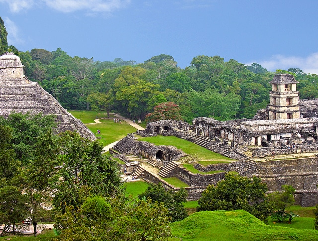 Through The Lens: Palenque Ruins In Chiapas, Mexico