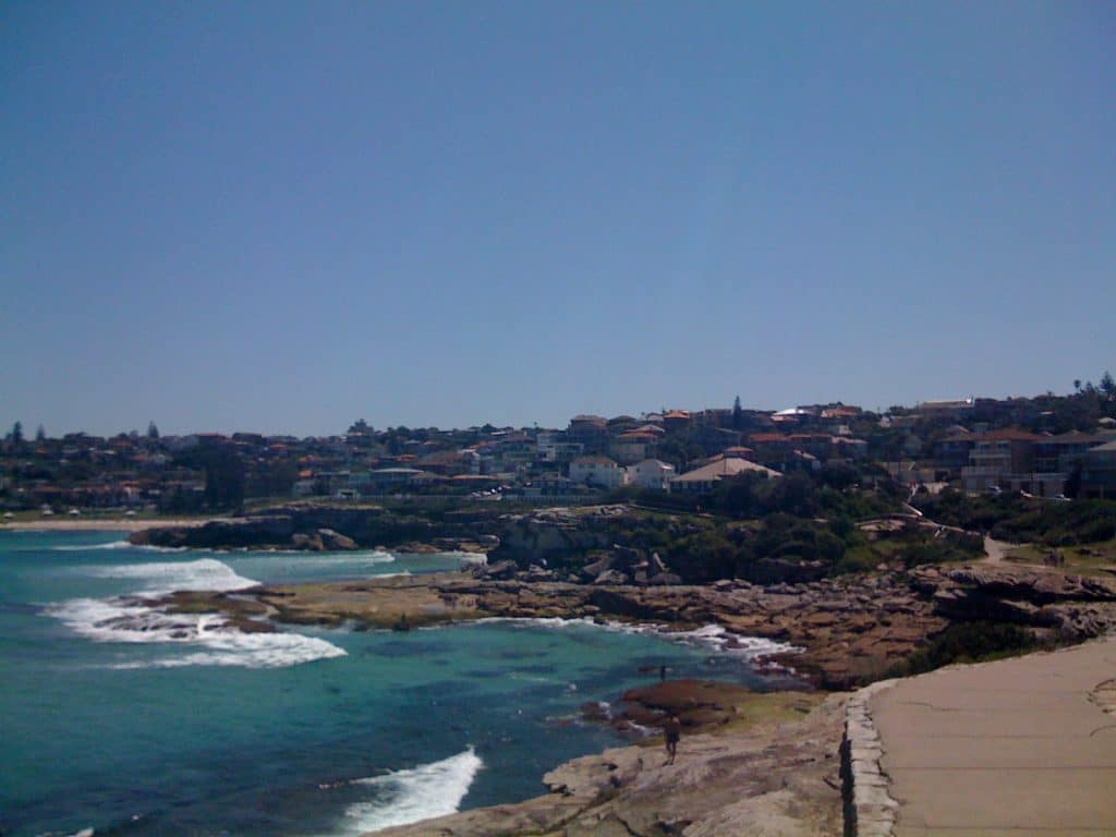 Coogee Beach Walk