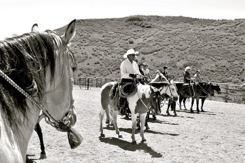 Be a Cowboy For a Day at Blue Sky Ranch, Utah