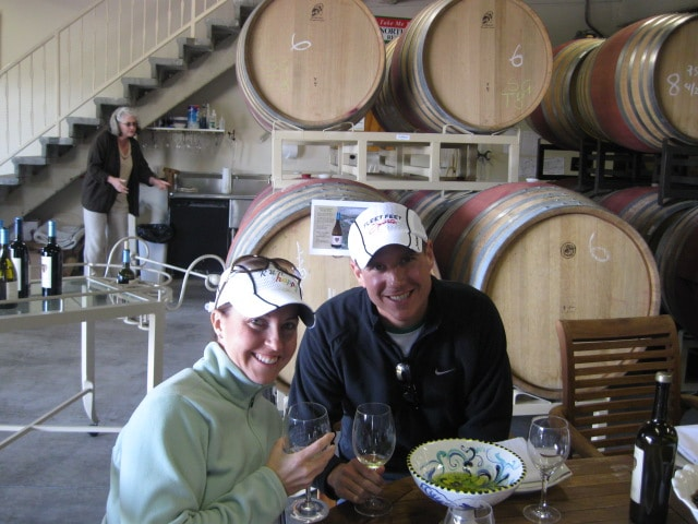 During your RunCation, unwind with wine tours and tastings