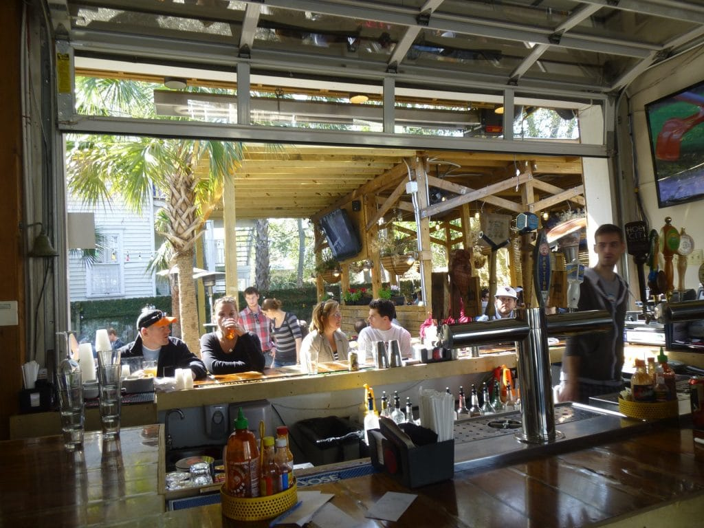 Fuel Caribbean-style Cantina, Charleston, South Carolina