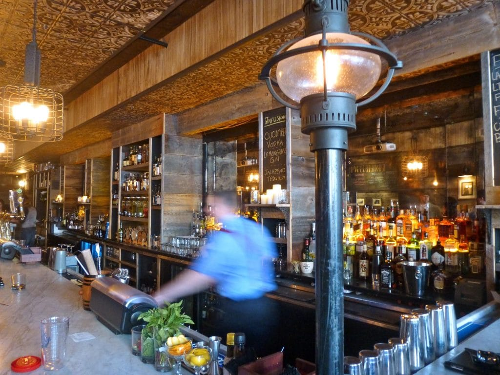 Prohibition Bar and Restaurant,