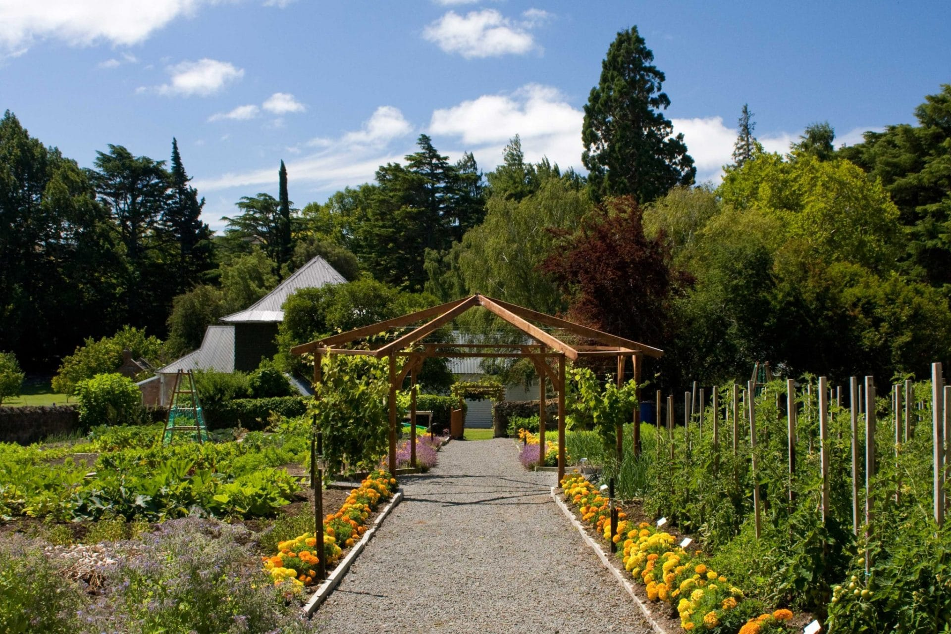 Food travel culinary experiences and packages epicure for Landscape gardeners christchurch