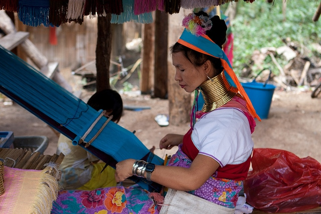 Ethical Travel: Should You Visit Thailand's Long Neck Women Villages?