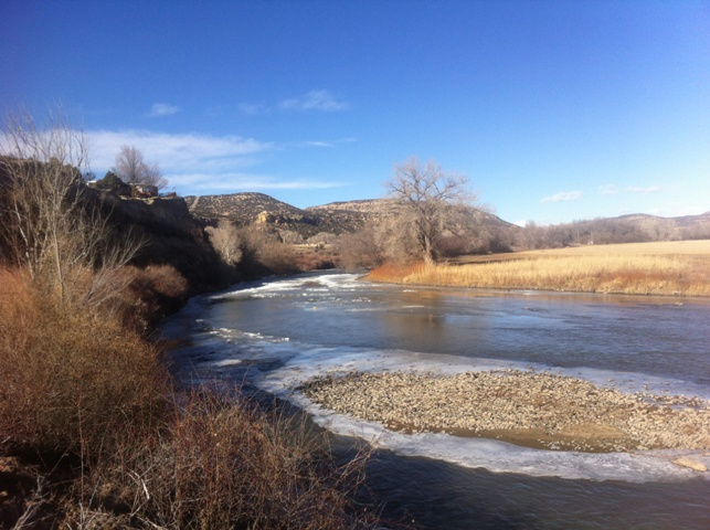 The Animas River