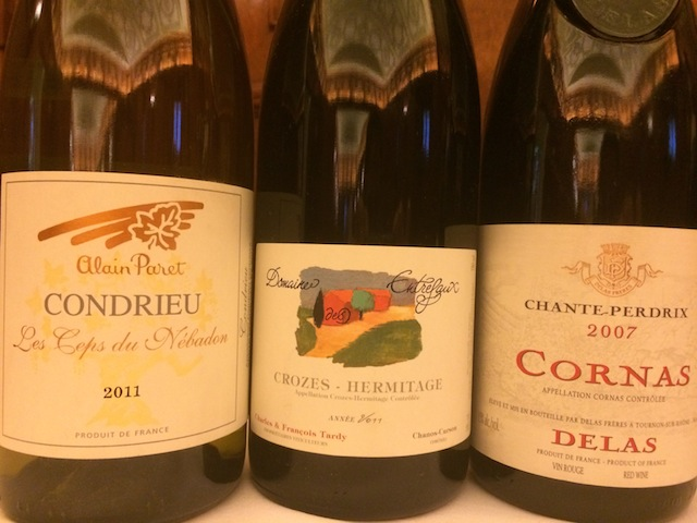 northern rhone wines