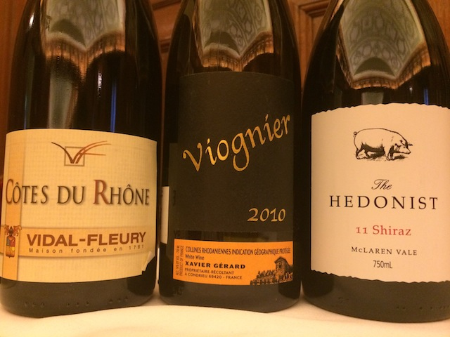Southern Rhone Wines