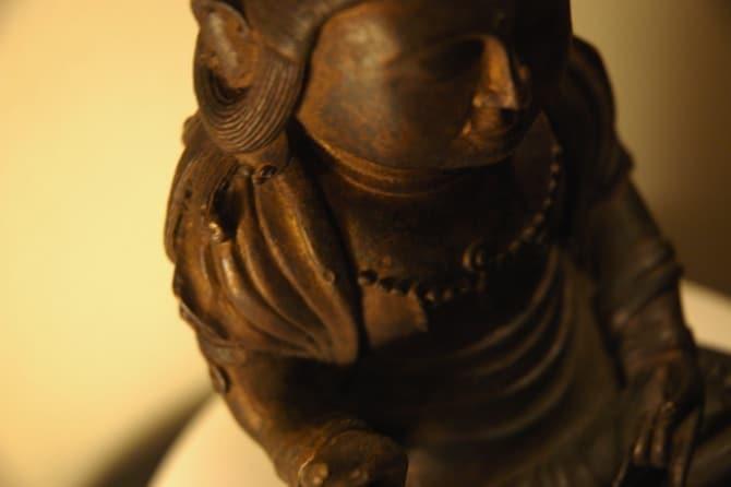 Bodhisattva Mahasthamaprapta, Vajrapani