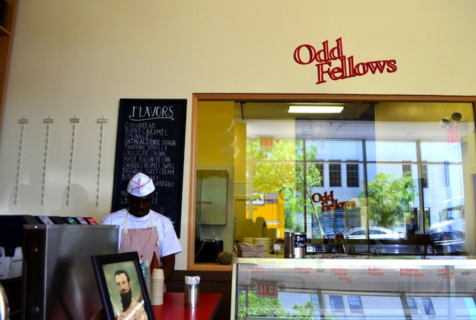 Quirky Made-From-Scratch Ice Cream In Brooklyn (Chorizo Caramel Swirl, Anyone?)