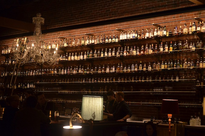 Multnomah Whiskey Library.