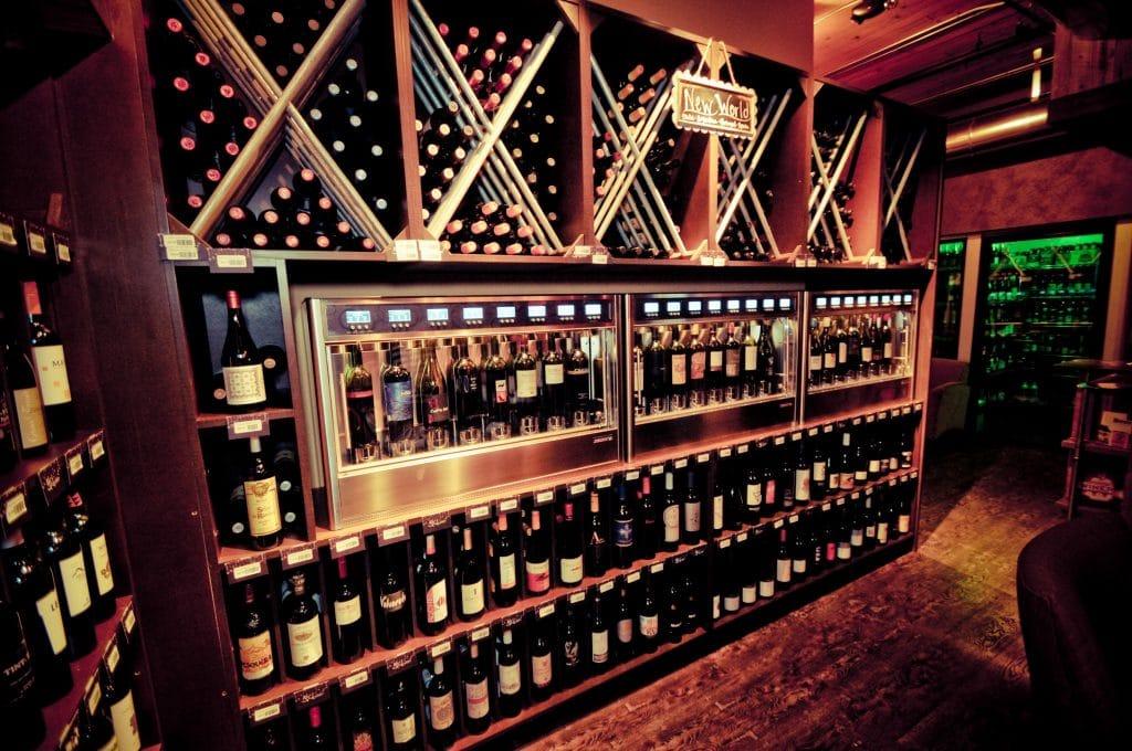 Bodovino: Wine on Tap in Boise, Illinois. Photo courtesy of Josh Wolfe.