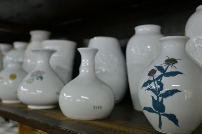 Izushi-Yaki Pottery