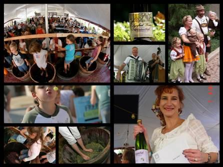 Oktoberfest at Lynfried Winery.