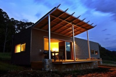 Green Design: An Alpine Wonderland Victoria Vacation Rental In Australia [Photos]