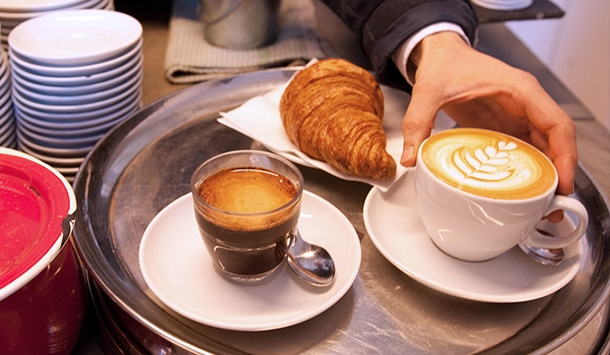 cafes in london