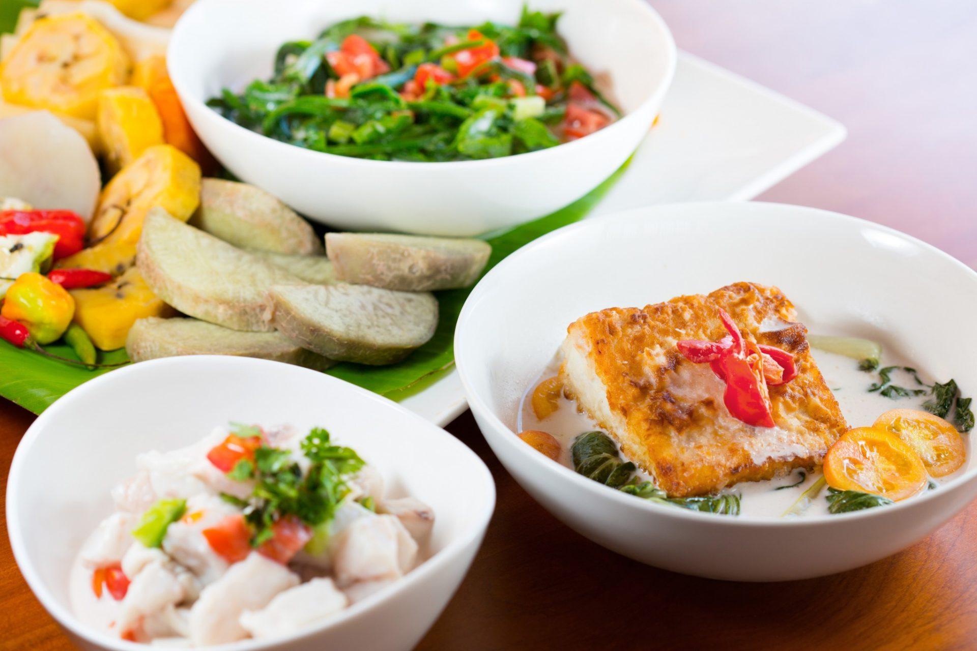 Fijian cooking school offers flavorful lessons kokoda for Cuisine usine