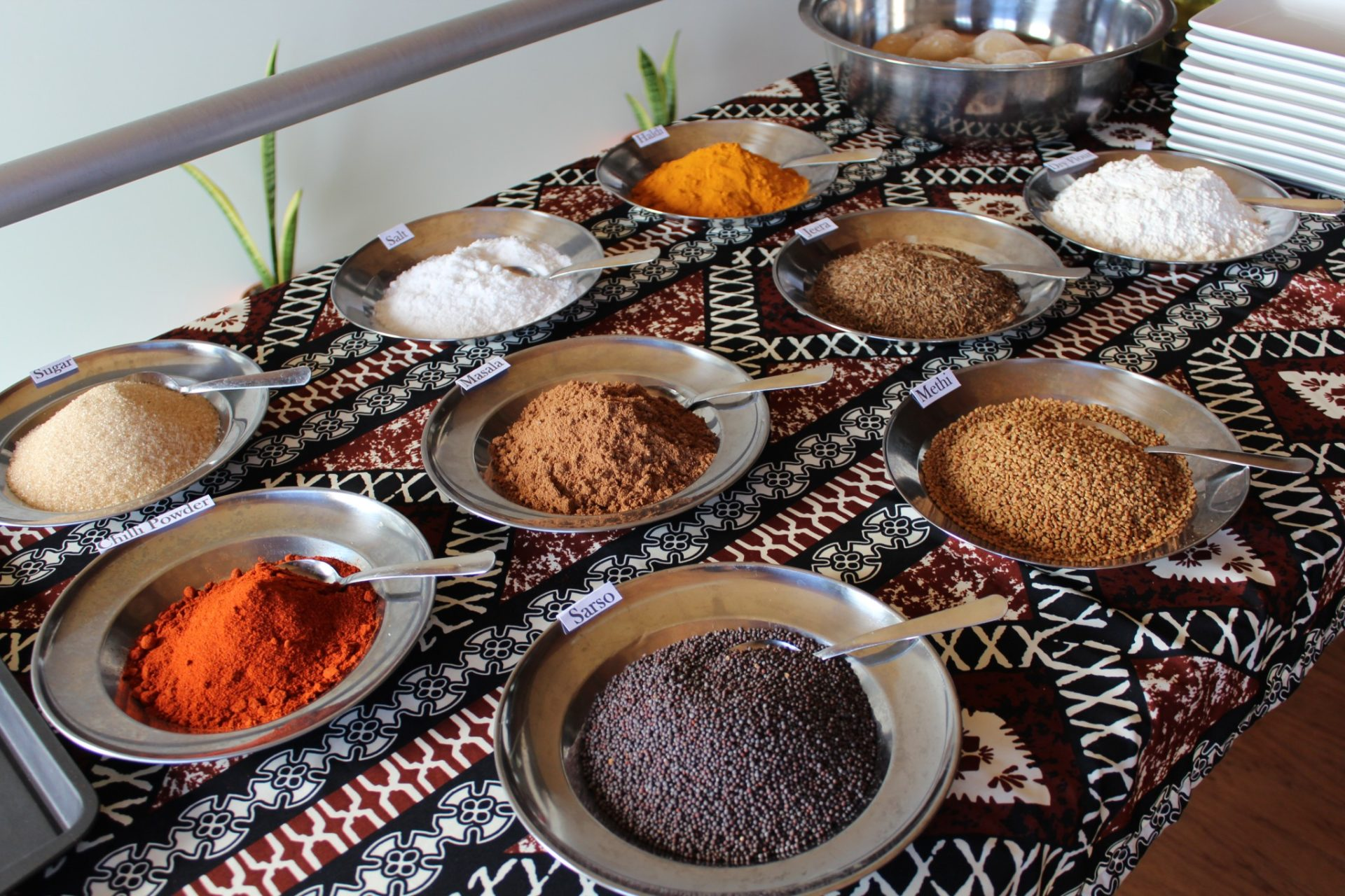 Fijian cooking school offers flavorful lessons kokoda recipe included indian spices ingredients in fijian cuisine forumfinder Gallery