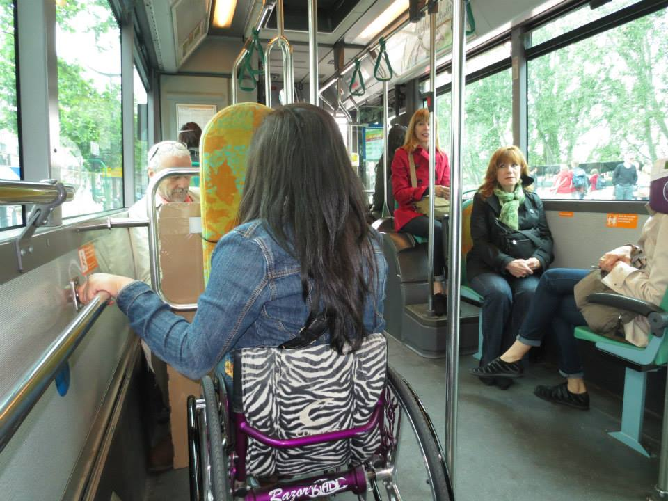 The Wheel Deal: The Secret To Navigating Public Transportation With A Disability