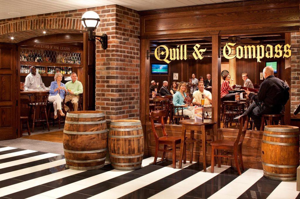 Pub for New Zealand Cruise. Photo Courtesy of Royal Caribbean.