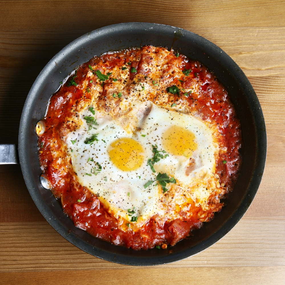 Shakshuka: The Key To Delicious Cultural Immersion On A Budget In Israel