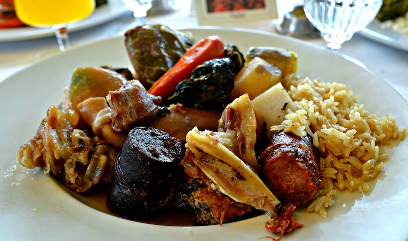 Best Food Azores