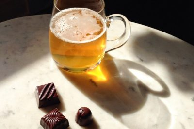 Beer Box Truffles. Photo courtesy of Keith Flanagan.
