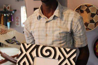 Artisans Of Rwanda: Meet Kayiranga, The Imigongo Artist