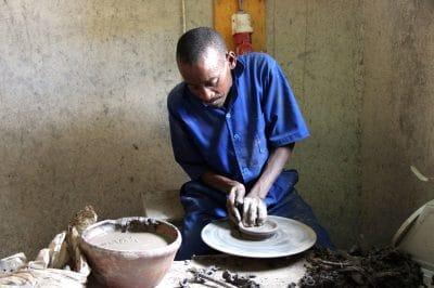 Artisans Of Rwanda: A Visit To Gatagara Pottery Near Kigali
