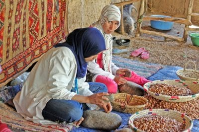 Responsible Morocco: Supporting The Women Who Give Us Argan Oil