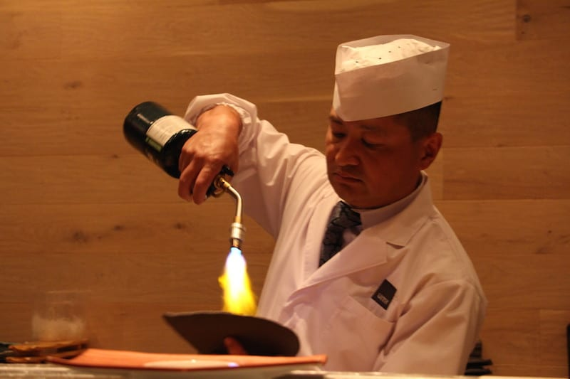 chef Fuyuhiko Ito