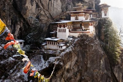 Is Bhutan's Tourism Model The Answer To Sustainable Travel?