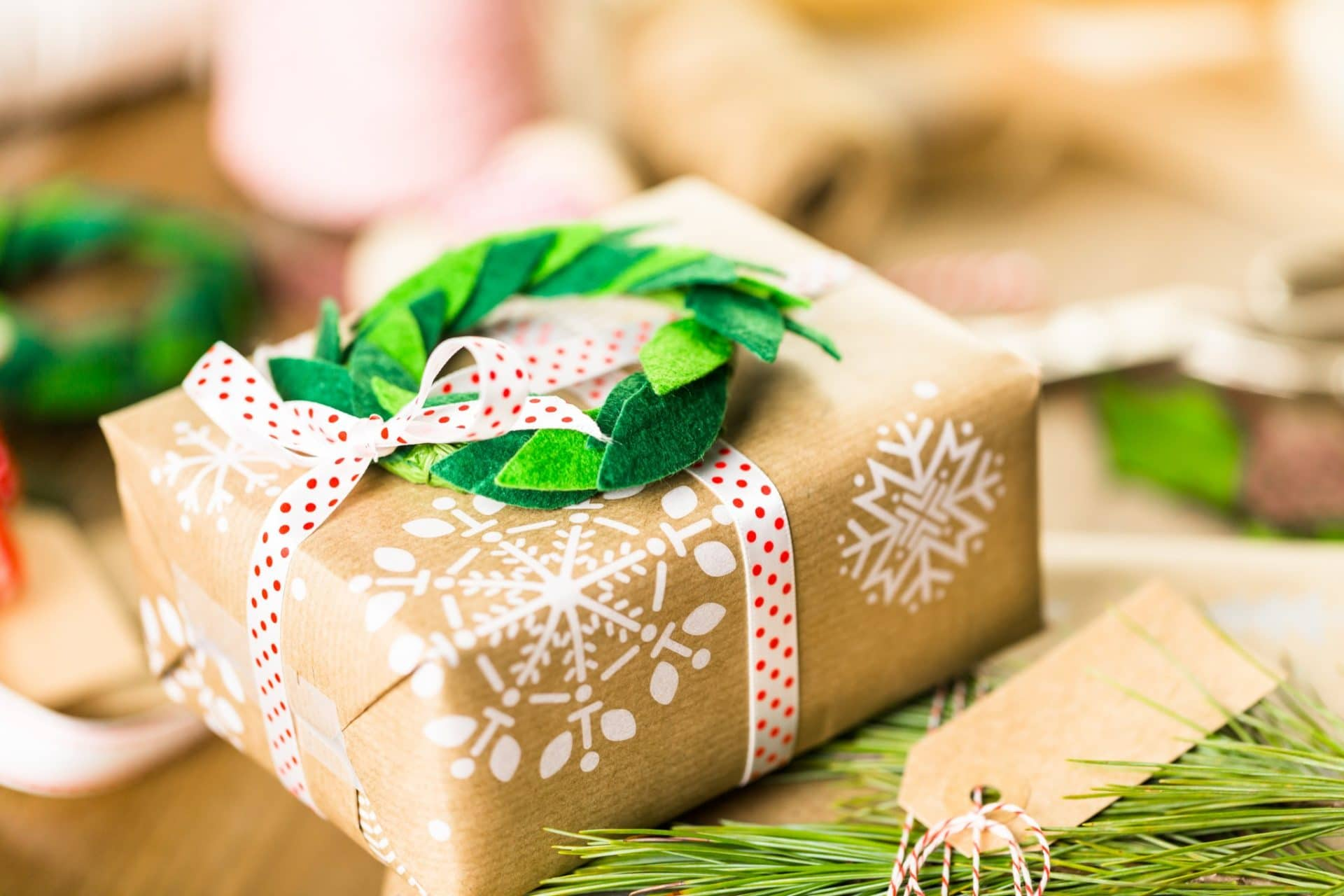 Eco-Friendly Holidays: How To Have A Green Christmas : Epicure & Culture