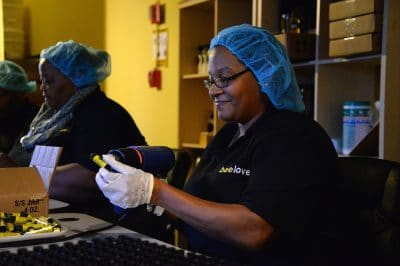 How One Company Is Using Honey To Provide New Beginnings For Former Inmates