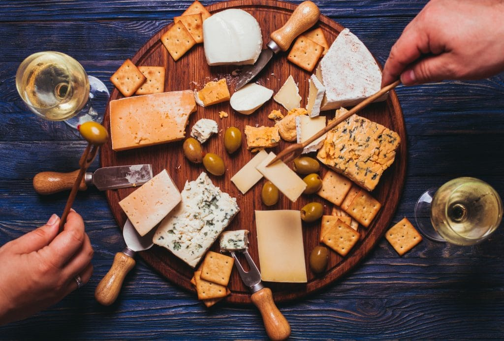 Around the World with All Things Cheese….
